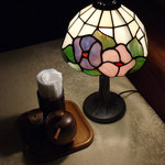 阿蘇 火の鳥温泉 欧風料理宿 ログ山荘 火の鳥 - レストランにあった調度品