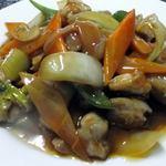 火四季 - 鶏肉の四川風炒め