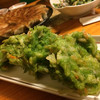 天の蔵 - 料理写真:アオサの天ぷら