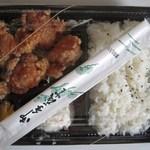 とりあん東京 - 鶏唐揚げ弁当