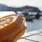 からさわ - 尾道港とアイス