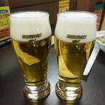 ホテルニュー塩原 - 夕食バイキング(飲み放題です)