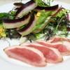 アンダンテ - 料理写真:鎌倉野菜と合鴨の生ハム
