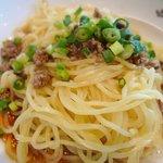 栄児 家庭料理 - 汁なし坦々麺