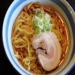 ラーメン恵比寿屋 - 油そば(並)¥648
