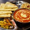 タージマハール - 料理写真:バターチキンカリー