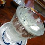 大学酒蔵 - 日本盛(熱)400円