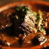 ガポス - 料理写真:和牛スジの赤ワイン煮