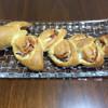 ベンチタイム - 料理写真:焼きたてのベーコンエピ(162円)。大きい!