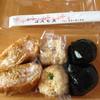 コスモス - 料理写真:ジャンボいなり・鶏メシ・鮭おにぎり