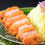 金沢かつぞう - 料理写真:まずはこれ!「能登豚ロースかつ定食」