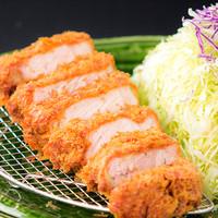 能登豚ロースかつ定食(160g)