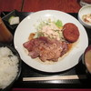 豚肉料理 ぶたくん家 - 料理写真:豚バラ生姜焼き定 850円
