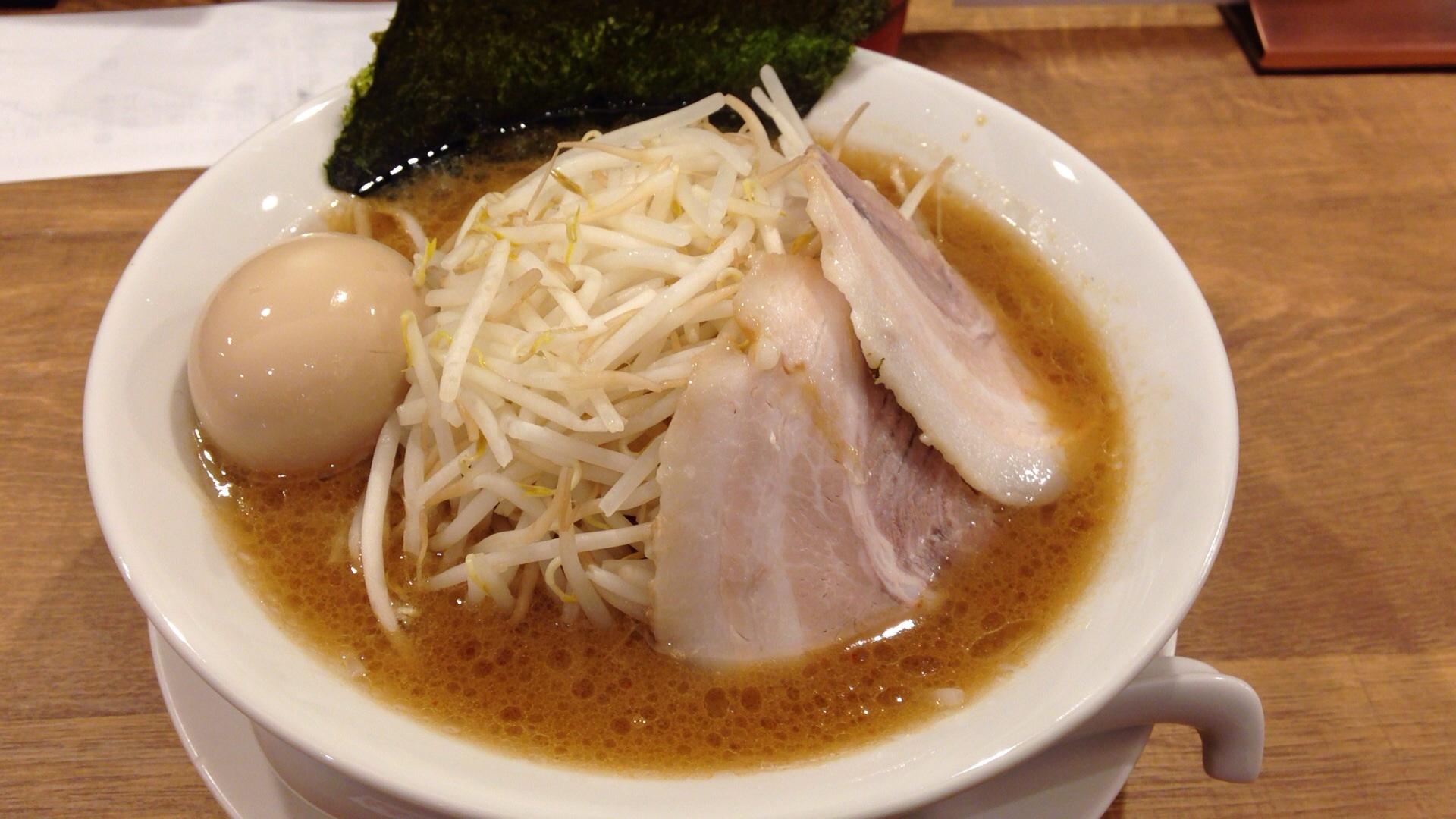 熟成豚骨ラーメン専門 一番軒 清須店