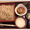はるき - 料理写真:つけとろろ 大盛り 2014.4.16