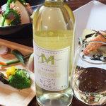 RAROOM - 国産白ワインと季節野菜!