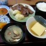 近江かね安 - 焼肉定食2600円