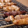 ごはん亭 家蔵 - 料理写真:地鶏のやきとり