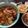 中国北方家庭小皿料理 海華 - 料理写真:ランチ(740円)