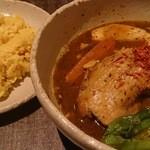 薬膳スープカレー・シャナイア - チキン