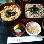 26398849 - (4/17)親子丼セット