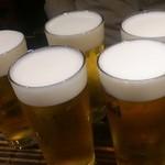 26399834 - 2014・4 乾~杯!生ビール