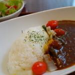 De PLUS CAFE - 野菜カレー