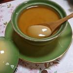 寿司割烹粋里 - 茶碗蒸し、洋風あん