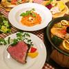 ブー ジュニア - 料理写真:飲み放題付5000円コース例