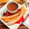 チュチュチュロスカフェ - 料理写真:チョコフォンデュ