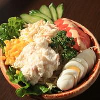 カラカラ沖縄 - からからサラダ