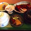 よこた - 料理写真:トロカジキ煮付定食♪