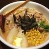 チロリン村 - 料理写真:じゃがバターの味噌スープパスタ あっさりとしたスープが美味しい