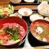 壱久 - 料理写真:日替わり丼(ハーフ)¥600