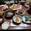 垂玉温泉 山口旅館 - 料理写真:2011年10月(肥後牛プランだったかと)