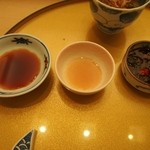 のぐち - お造り用の醤油、梅酢、ポン酢
