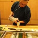 のぐち - 松の司 純米吟醸 入りまーーーす!!