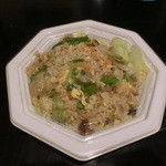 天龍軒 - 叉焼レタスチャーハンでございます