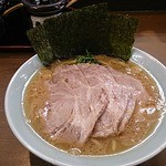 寿々喜家 - チャーシュー麺