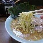 寿々喜家 - ラーメンリフトアップ