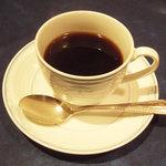 レストラン ストックホルム - ブレンドコーヒー(577円)