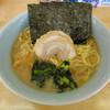 らーめん専門店 真打 - 料理写真:真打ラーメン(太麺・中)