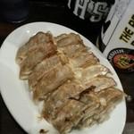 甲子園ラーメン - 黒豚餃子