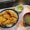 鶴亀 - 料理写真:海鮮天丼600円^^;