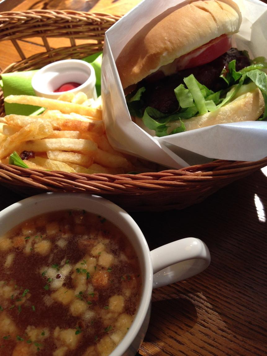 �k�ف@Cafe Green
