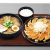 五味八珍 - 料理写真:浜松餃子とらーめんセット