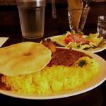 カフェ・レッドブック - インド風チキンカリー