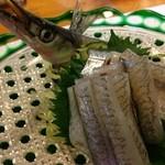 かきくら - 料理写真:さより