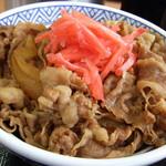 吉野家 - 料理写真:牛丼大盛り