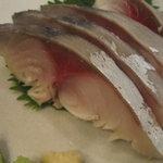 串駒 - 〆鯖